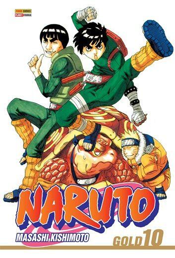Naruto Gold - 10