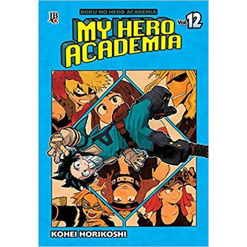 My Hero Academia - Vol. 12