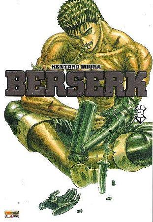 Berserk - 02 - Edição De Luxo