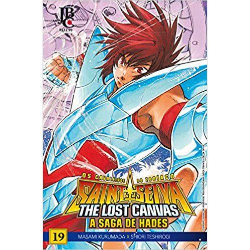 Cavaleiros do Zodíaco - Lost Canvas Especial - Vol. 19