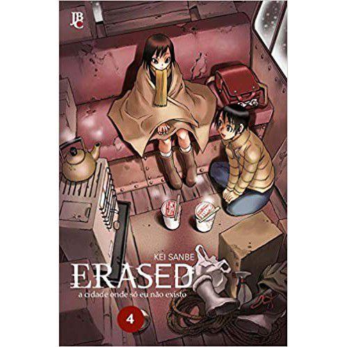 Erased Vol. 4