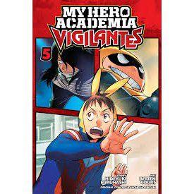 Vigilante My Hero Academia Illegals Vol. 5