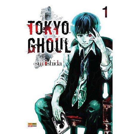 Tokyo Ghoul - 01