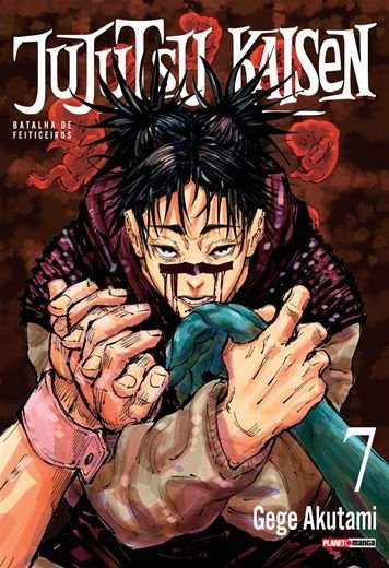 Jujutsu Kaisen - Batalha de Feiticeiros - 07