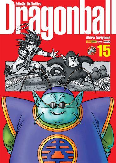 Dragon Ball - 15 Edição Definitiva (Capa Dura)