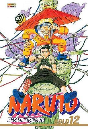 Naruto Gold - 12