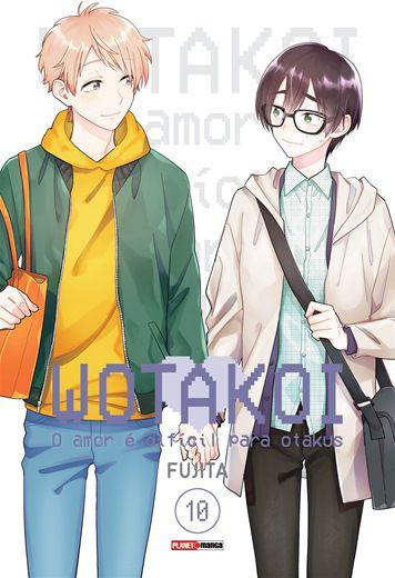 Wotakoi: O Amor é difícil para Otakus - 10