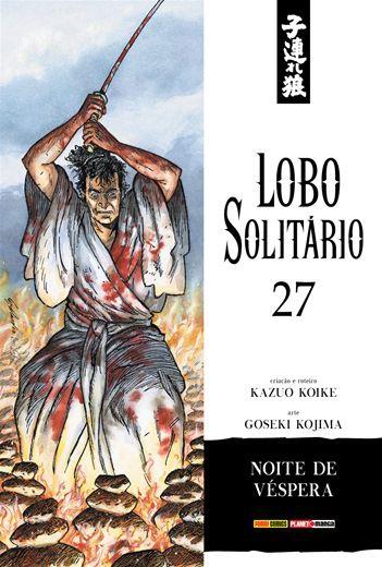 Lobo Solitário - 27 - Edição de Luxo