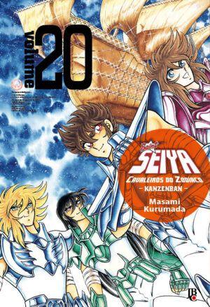 [Pré-venda] Cavaleiros do Zodíaco -  Saint Seiya [Kanzenban Vol 20