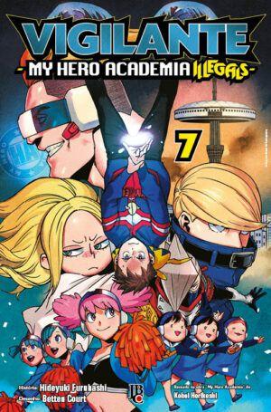 Vigilante My Hero Academia Illegals Vol. 7
