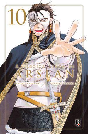 A Heróica Lenda De Arslan Vol. 10