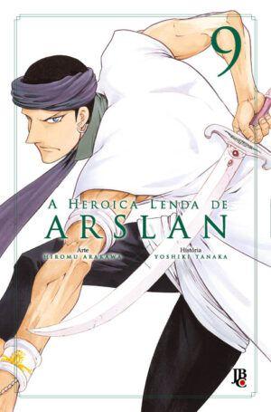 A Heróica Lenda De Arslan Vol. 9