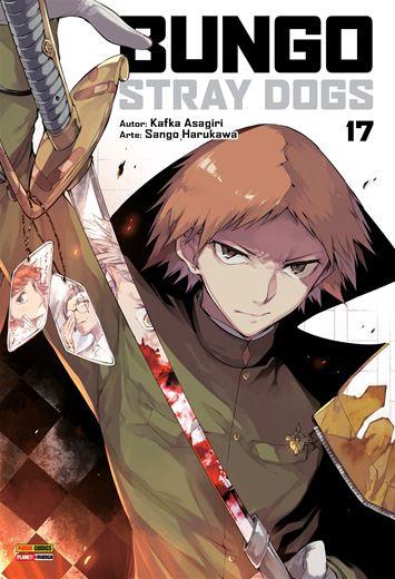 Bungo Stray Dogs - 17