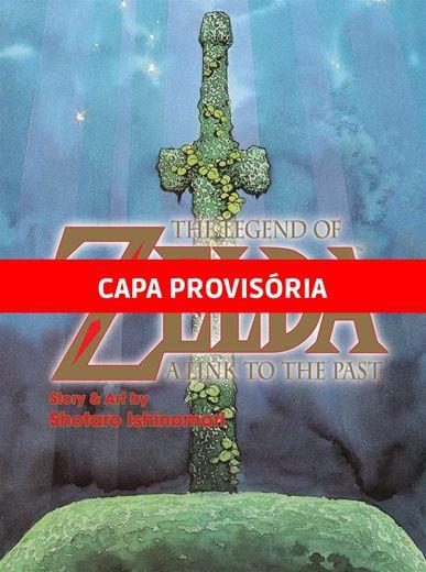 [Pré-venda] The Legend of Zelda - A Link to the Past
