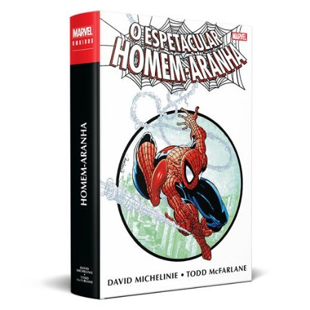 Homem-Aranha por David Michelinie e Todd McFarlane Marvel Omnibus
