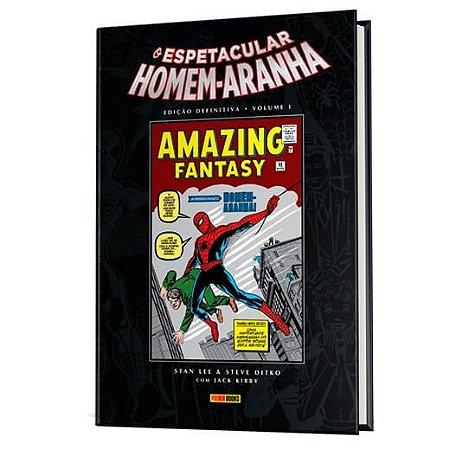 O Espetacular Homem Aranha - Edição Definitiva Vol. 01