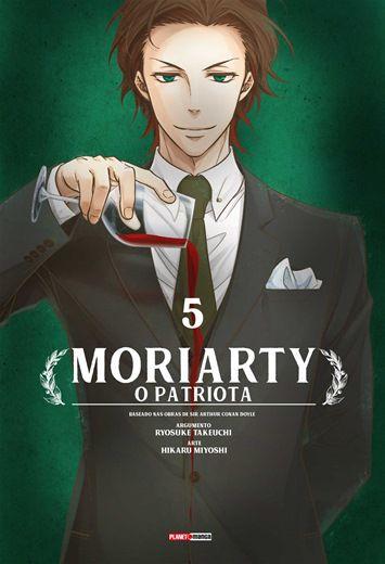Moriarty: O Patriota - 05
