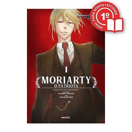 Moriarty: O Patriota - 01