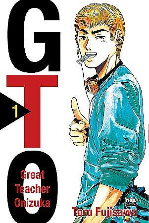 GTO - Vol. 1