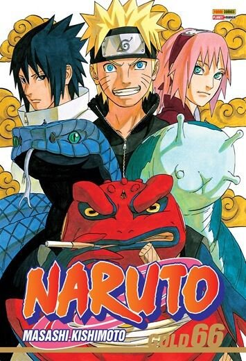 Naruto Gold - 66