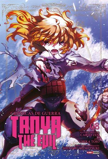 Tanya The Evil: Crônicas de Guerra - 08