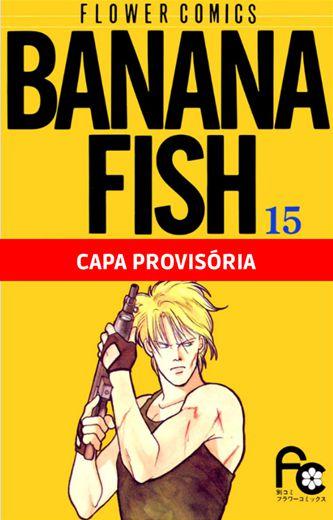 [Pré-venda] Banana Fish - 08