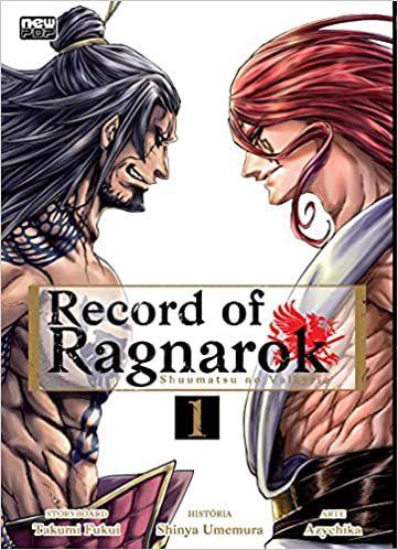 [Pré-venda] Record of Ragnarok - Volume 01