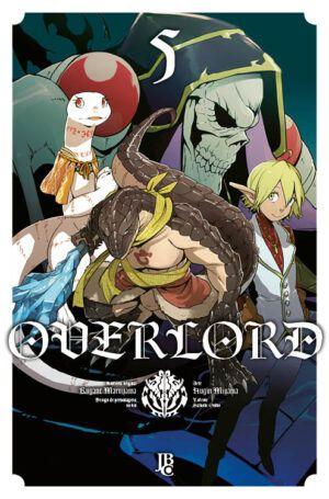 Overlord Mangá Vol. 5