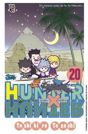 Hunter X Hunter - Vol. 20