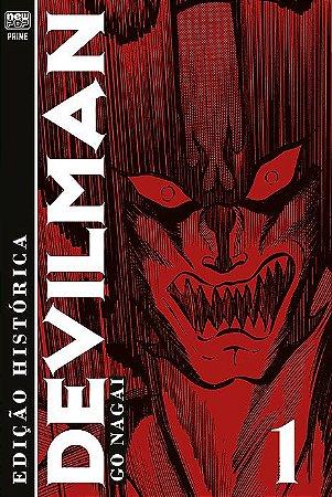 Devilman Vol. 1 (Edição Histórica)