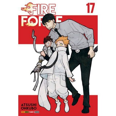 Fire Force - 17