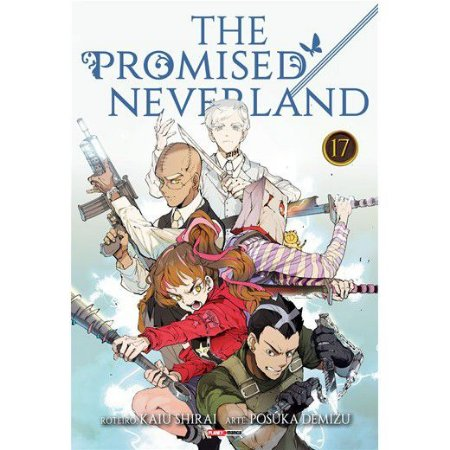The Promised Neverland - 17