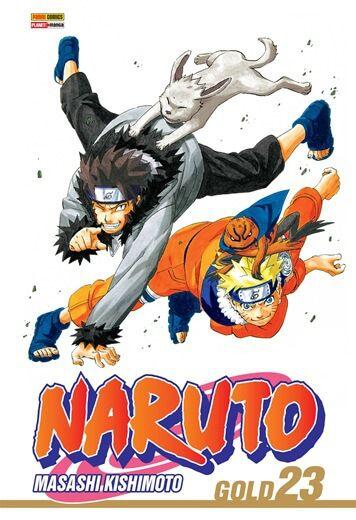 Naruto Gold - 23