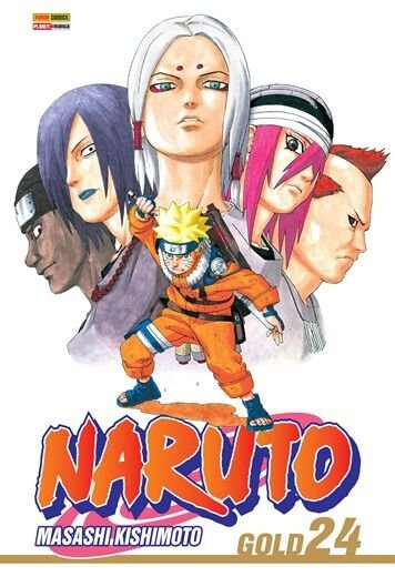 Naruto Gold - 24