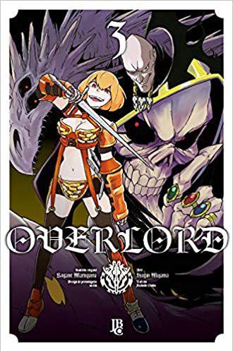 Overlord Mangá Vol. 3