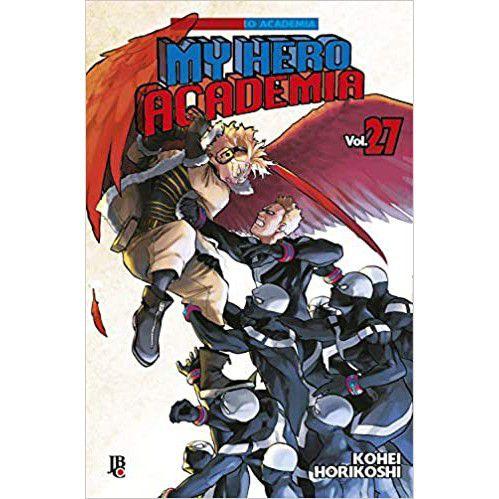 My Hero Academia - Vol. 27