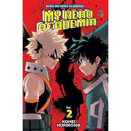 My Hero Academia - Vol. 2