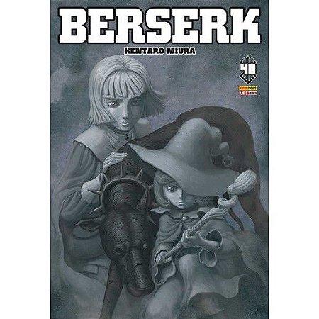 Berserk - 40 - Edição De Luxo