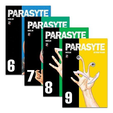 Parasyte Box Vol. 6 ao 9 - LACRADO