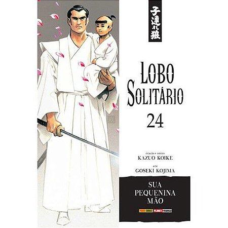 Lobo Solitário - 24 - Edição de Luxo