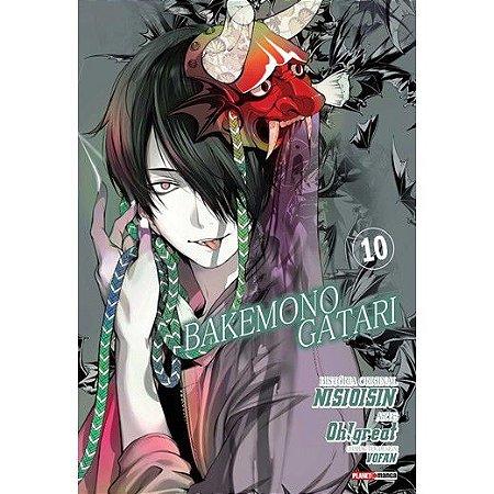 Bakemonogatari - 10