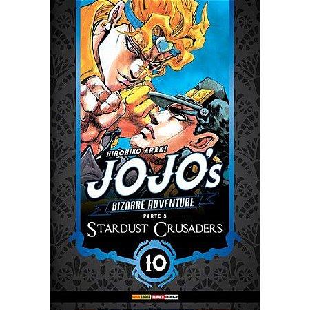 Jojo's Bizarre Adventures - 10 -  Parte 3 Stardust Crusaders