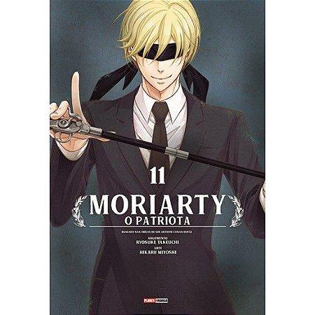Moriarty: O Patriota - 11