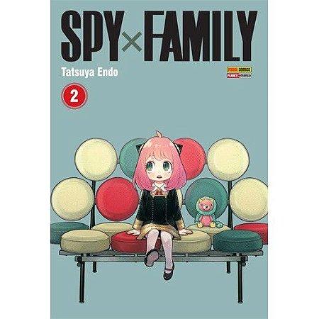 Spy x Family - 02