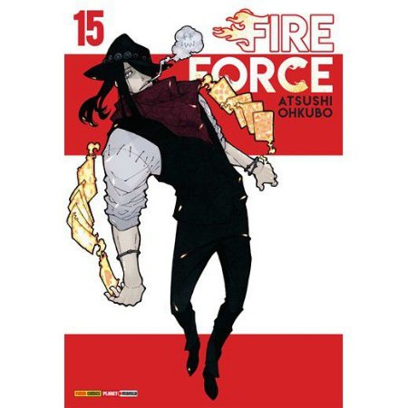 Fire Force - Vol. 15