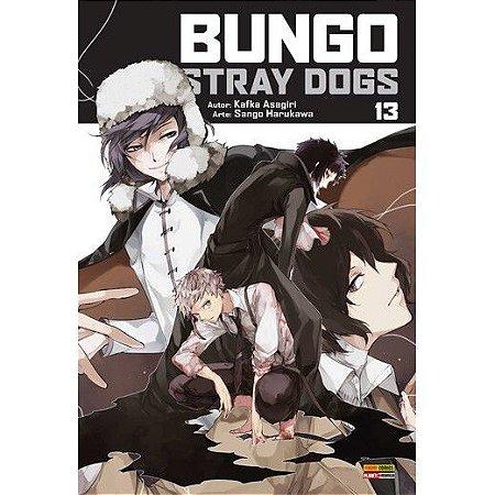 Bungo Stray Dogs - 13