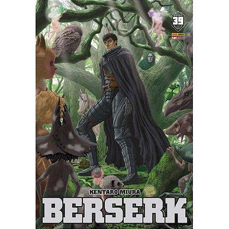 Berserk - 39 - Edição Luxo