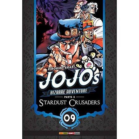 Jojo's Bizarre Adventures - 09  - Parte 3 Stardust Crusaders