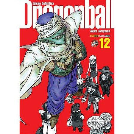 Dragon Ball - 12 - Edição Definitiva (Capa Dura)