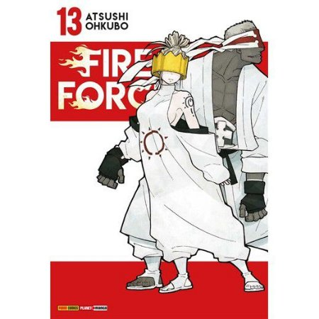 Fire Force - Vol. 13